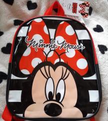 Minnie Mouse RANAC sa etiketom
