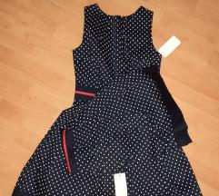 Prelepa italijanska haljina s/m