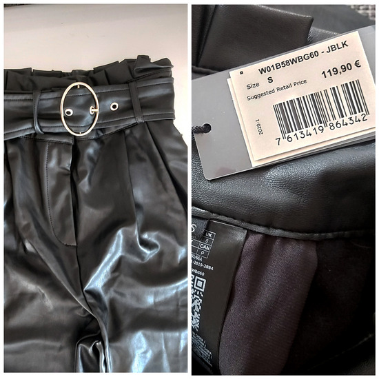 GUESS kozne pantalone original NOVO