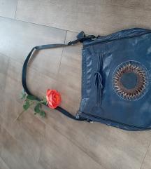 Afro torba, NOVO - PRAVA KOŽA, popust