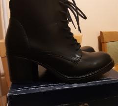 duboke Kozne italijanske cipele NOVE