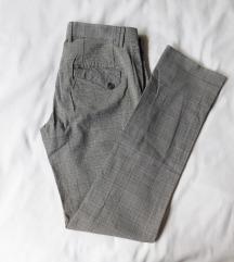 H&M karirane pantalone