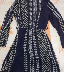 Prelepa haljina jednom nošena