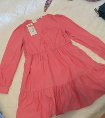 Nova pink roza haljina