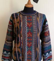 Vtg Džemper u Coogi Stilu