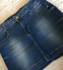 tekses suknjica