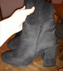 Duge crne cizme