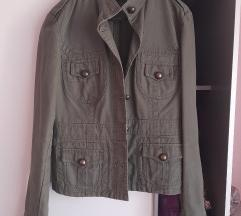 Maslinasto zelena jaknica 36