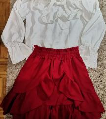 Bluza i suknjica