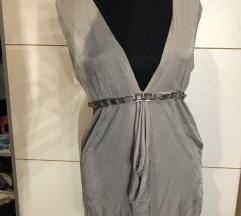 Siva atraktivna haljina