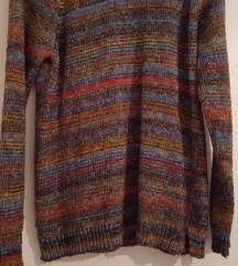 šareni džemper