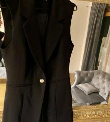 Crni prsluk/haljina 🥰🤩🥰