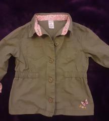Carter's maslinasto zelena jesenja jaknica, 98