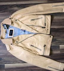 Kožna jakna Oakwood M