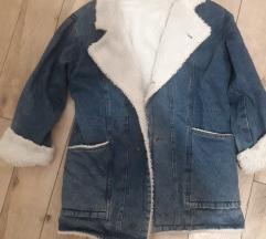 Dugacka teksas jakna