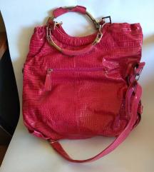 Pink torba