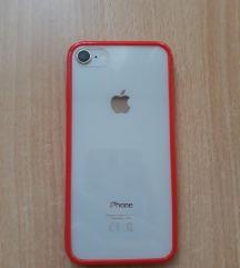 Nova silikonska crvena maska za Iphone 7/8