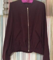 H&M bordo bomber US 10 nas 40