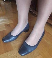 ARA kozne preudobne tamno sive cipele potpuno NOVE