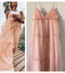 Zara haljina od organze✨NOVO