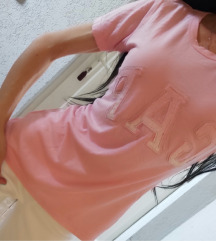 GAP majica,puder roze