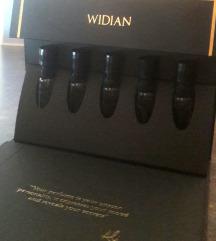Widian Black Collection  set % 3000