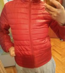 Teranova bordo stepana jakna za jesen S