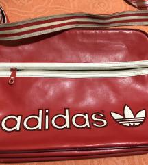 Adidas original crvena torba