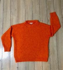 Narandžasti džemper Tom Tailor