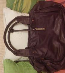 Tamnije ljubicasta torba