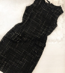 Zara haljina  Snizeno🛍🎀%%%Chanel model