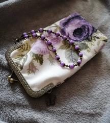 Purple Flowers Futrola