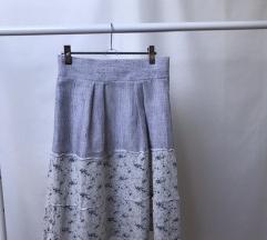 handmade suknja