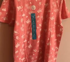 majica - koralno narandzasta