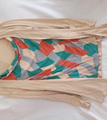 Interesantna šarena bluza