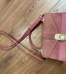 Zara roze torba