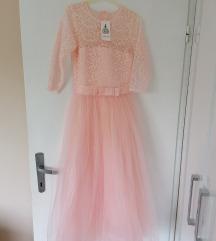 Divna nova haljina za Vašu princezu oko 12 godina