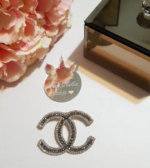 Chanel kristalni broš