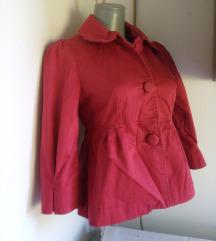 Miss Selfige roze jaknica S
