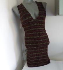 TOPSHOP svetlucava haljina S