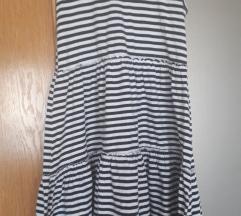 C&A decja haljina na pruge
