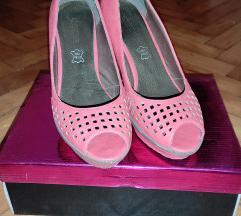 POKLANJAM Koralne sandale