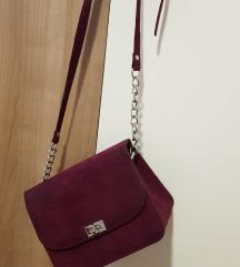 Bianco bags burgundi boje tasnica
