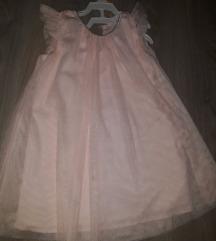 H&M haljinica ocuvana vel 3-4