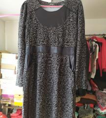 Siva šarena haljina