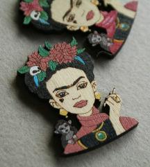 Broš/magnet - Frida Kahlo