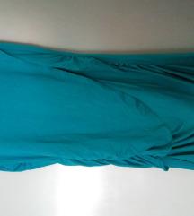 NOVO tirkizna haljina