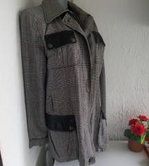Beneton kaput jakna L/M