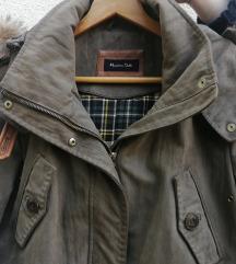 Massimo Dutti maslinasta jakna