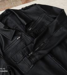 Novo! Muska kozna jakna